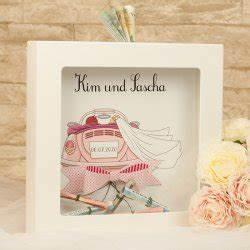 Hochzeitsgeschenk Bilderrahmen Auto : geldgeschenke zur hochzeit 45 ideen witzig originell verpacken ~ Eleganceandgraceweddings.com Haus und Dekorationen