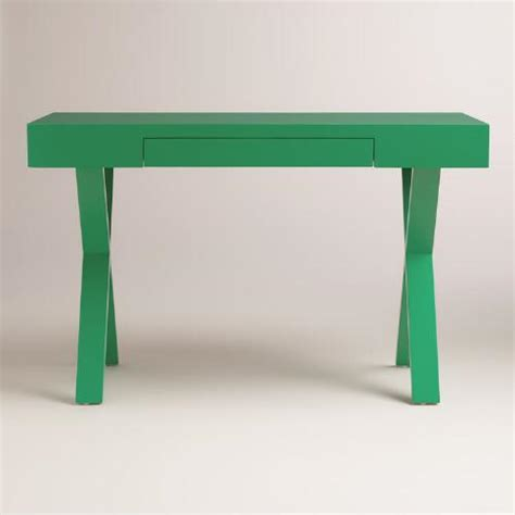 World Market Josephine Desk by Green Josephine Desk World Market