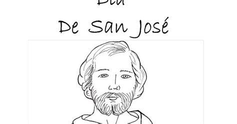 moquegua ceba adelaida psicopedagog 205 a ciencia y cultura dia de san jose 19 de marzo dibujo