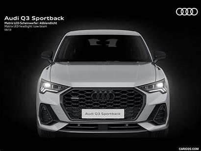 Audi Sportback Q3 Matrix Headlight Beam Low