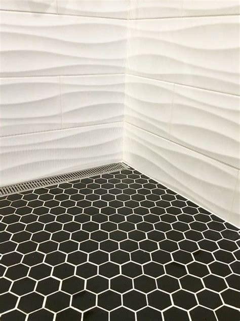 blanco waves ceramic wall tile