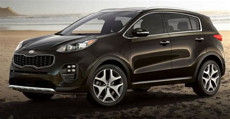 kia sportage black 2017 kia sportage available exterior colors