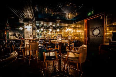 hawksmoor spitalfields bar shoreditch london bar reviews