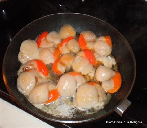 cuisiner des coquilles jacques fraiches clo 39 s sensuous delights coquilles jacques a la