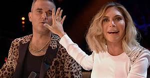 Ayda Field Admits She Can U0026 39 T Avoid Robbie Williams U0026 39 S Many