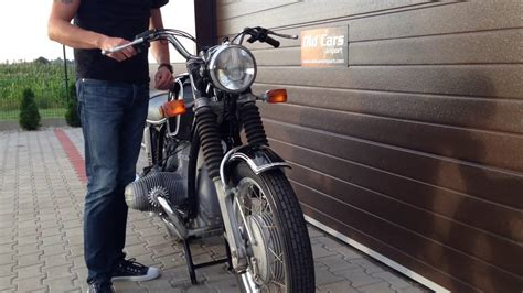 Bmw R755 1970 Year New Old Stock Motorcycle !!! New Bike