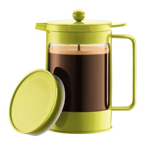 Retain these instructions for use 1 2 3 4 5 6 7 8 9 water tank hinged lid for water tank on/off button warming plate coffee/tea jug tea filter lid. Bodum tea press instructions