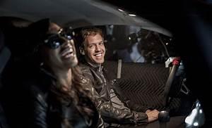 Sebastian Vettel Stars In R&B Singer Melanie Fiona's New