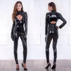 cat suits patrice catanzaro harley quinn vinyl catsuit