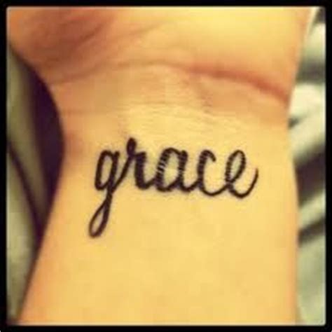 21 Best Amazing Grace Tattoo Designs images in 2017 | Grace tattoos, Tattoo designs, Amazing grace