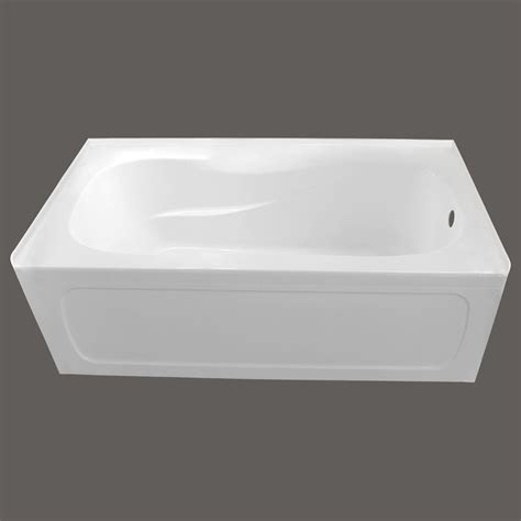 bathtubs at home depot valley pro acrylic non whirlpool bathtub the home depot