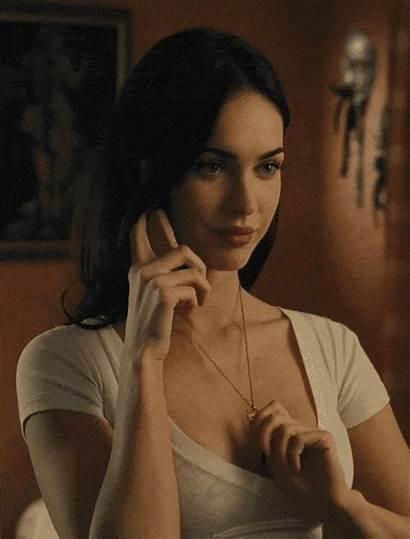 Megan Fox Jennifer Gifs Star Animated Beauty