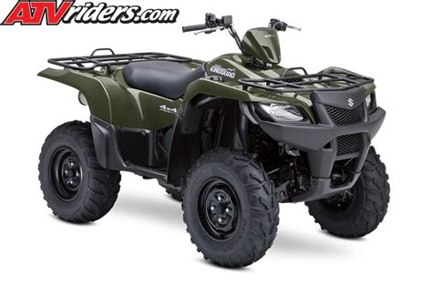 Suzuki Kingquad by 2014 Suzuki Kingquad Utility Atv Models
