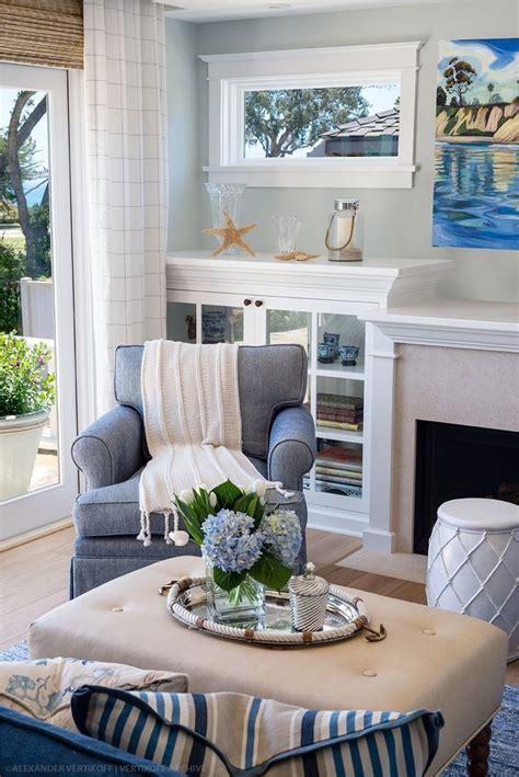 Cozy Coastal Home by Cozy Coastal Living Room Debra Henno Design