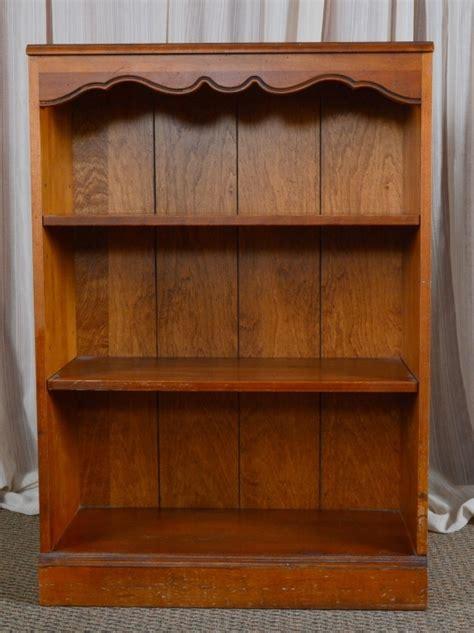 Ethan Allen Bookcase by Ethan Allen 2 Shelf Bookcase