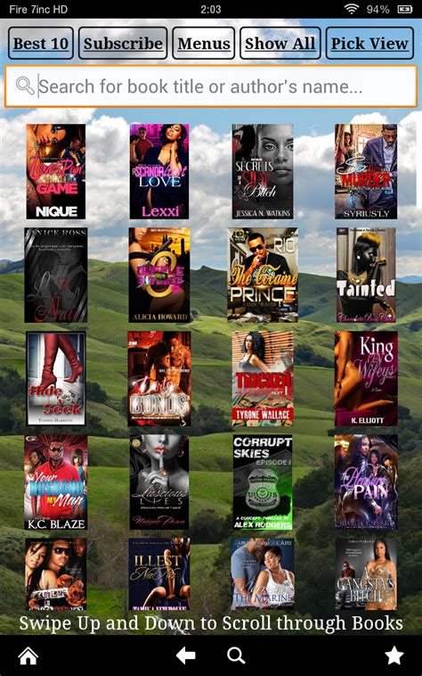 books african american amazon kindle fire appstore
