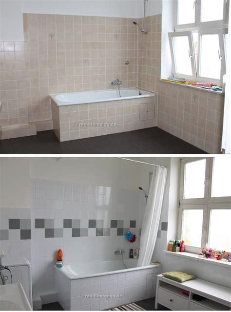 Altes Badezimmer Aufpeppen Vorher Nachher Bilder