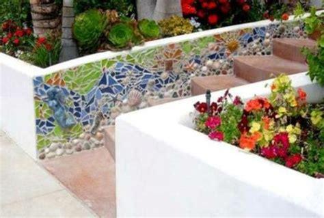 mosaik selber machen garten gartendekoration selber machen garten dekoration selber