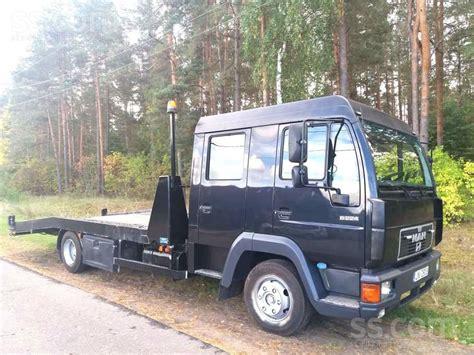 SS.LV Kravas automašīnas - Autovedējs, Cena stundā 10 €. Evakuatora pakalpojumi Latvija, Rīga ...