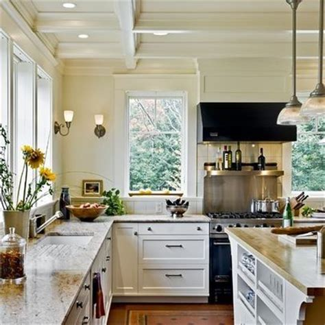 kitchen no upper cabinets kitchens without upper cabinets cucina pinterest
