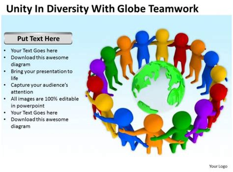 unity  diversity  globe teamwork  graphics icons