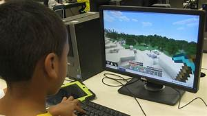 How, Minecraft, Teaches, 5th, Graders, Video, Game, Design