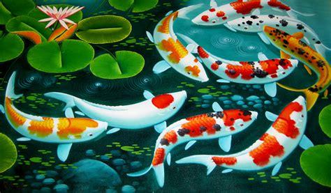 Hd Koi Fish Wallpaper (54+ Images