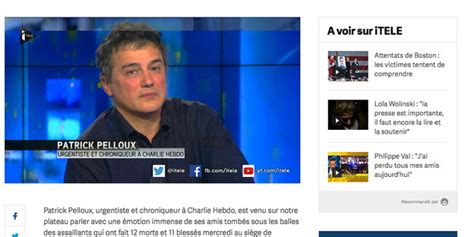 """Check out the latest pictures, photos and images of patrick pelloux. Augenzeugen sprechen über """"Charlie"""": Die Ideen leben ..."""