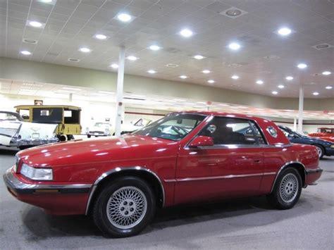 1990 Chrysler Maserati TC Turbo | Cars I Like A lot ...