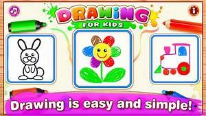 Zeichnen App Android : zeichnen f r kinder und kleinkinder android apps download ~ Watch28wear.com Haus und Dekorationen