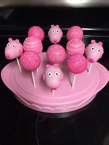 Cake Pop Form : 1000 ideas about pig cakes on pinterest peppa pig cakes peppa pig and peppa pig birthday cake ~ Watch28wear.com Haus und Dekorationen