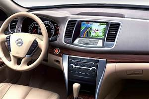 Nissan Maxima Teana Aftermarket Navigation Dvd Player