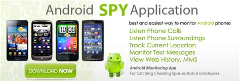 spyware for android android apps android tracker and spying tool