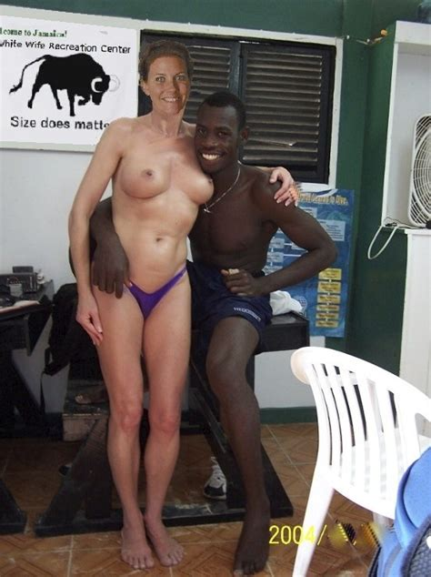 Redhead4blackcock In Jamaica  Porn Pic From Redhead Interracial Cuckold Wife Sex Image Gallery