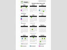 Calendario Laboral Valencia 2018