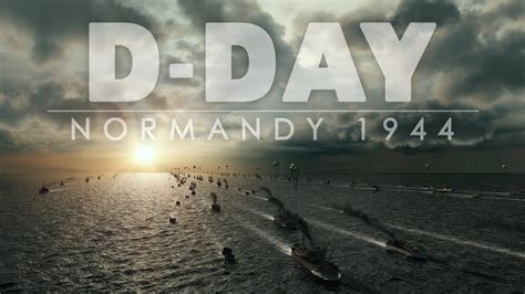 day normandy  official trailer youtube