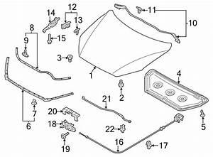 Mazda Cx-5 Bonnet