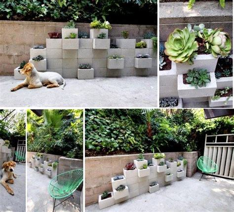 idee de genie deco cinder block garden pictures photos and images for and