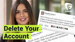 Should Twitter Delete Donald Trump's Account? - YouTube