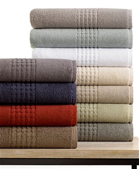 CLOSEOUT! Calvin Klein Luna Bath Towel Collection Bath Towels Bed & Bath Macy's