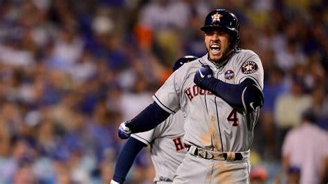 world series    astros won game  inning