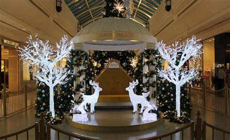 belrose shopping centre commercial christmas decorations