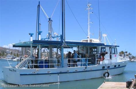 Commercial Fishing Boats For Sale Qld by Fishing Vessel Commercial Vessel Boats For Sale