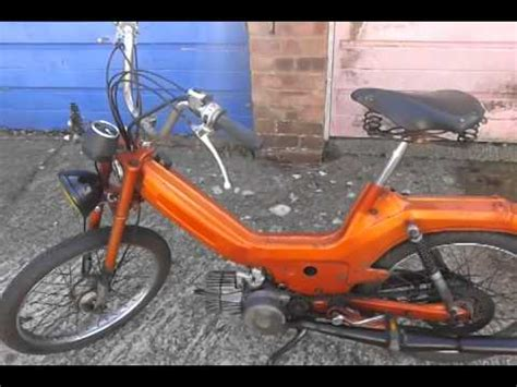 puch maxi s2 custom moped
