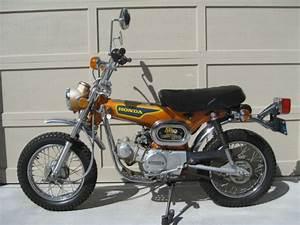 1974 Honda St90