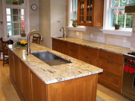 Tiled Kitchen Countertops, Marble Countertops for kitchen