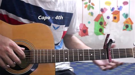 Guitar Cover Lesson Chords