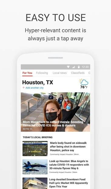 News Break: Local & Breaking for Android - Download APK