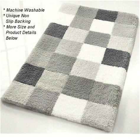 modern bathroom rugs and towels awesome bathroom rugs