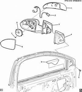 Chevrolet Parts Diagrams 2011 Cruise Mirror  Chevrolet  Auto Wiring Diagram